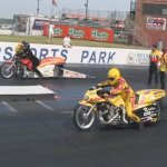 2006 AMA Prostar Drag Racing in Memphis