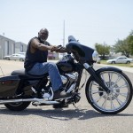 Harley Street Glide gets Tombo Racing touch