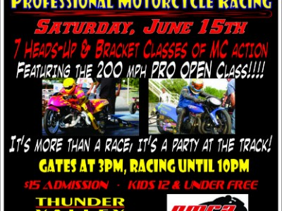 June 15th, 2013 Race Thunder Valley