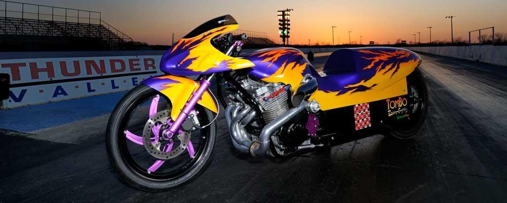Outlaw bike