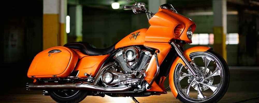Orange Vaquero