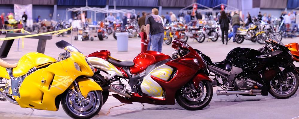 OKC Bike Show