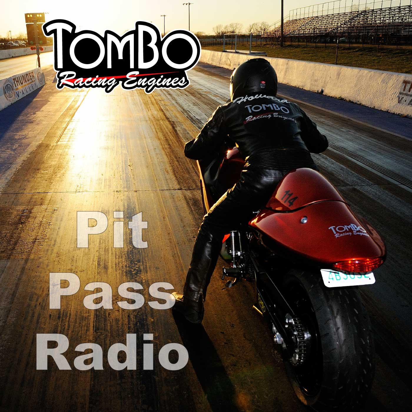 Tombo Racing Pit Pass Radio