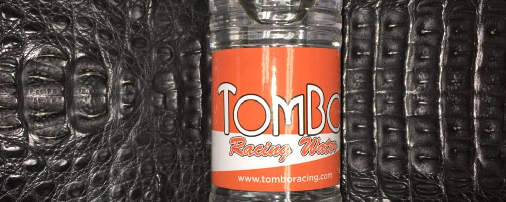 1st ever- TomBo Racing Water