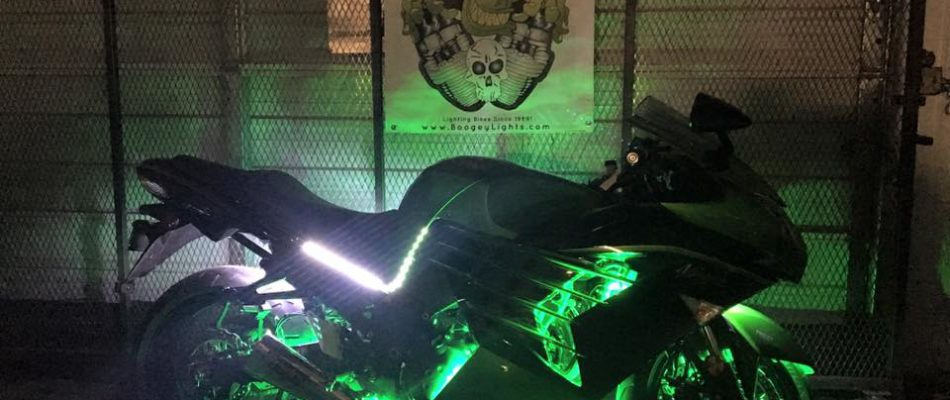 Tombo Racing is the Newest Distributor of Boogey Lights