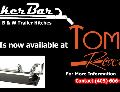 Tombo Racing now offers the innovative Bikers Bar!