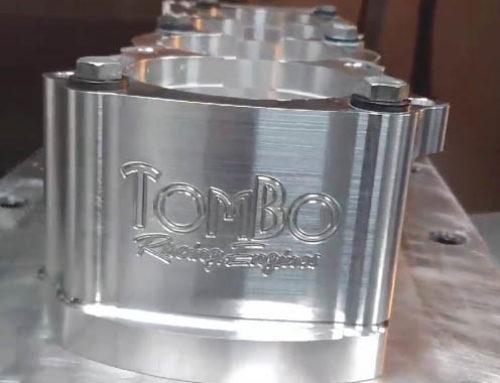 New TomBo Racing 100% American Made Billet Hayabusa Drag Racing Blocks