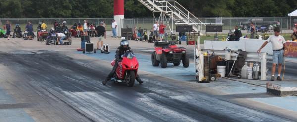 Tim Howard wins PMRA SuperComp race
