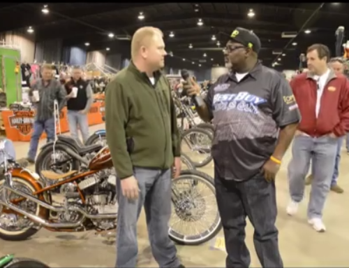 OKC Motorcycle Show's Jeff Williams