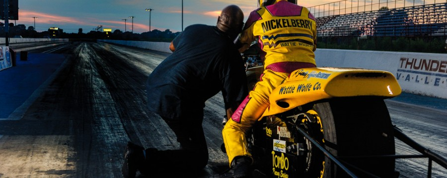Tombo Racing at Thunder Valley Raceway drag racing motorcycles