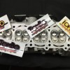 Tombo Racing's Ported Busa Head with Vance & Hines components