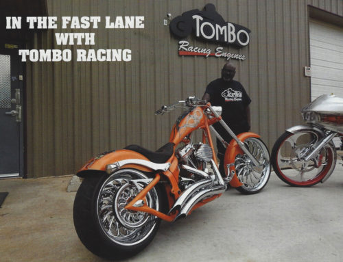 Tombo & Tombo Racing is in the Latest Edition of Thunder Roads Magazine