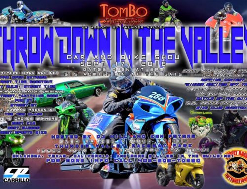 Tombo Throwdown In The Valley