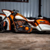 Editor's Choice- Baddest Bagger at the Lonestar Rally at Galveston, Tex