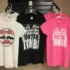 Get your Tombo Shirts, the hottest shirts in Myrtle Beach!